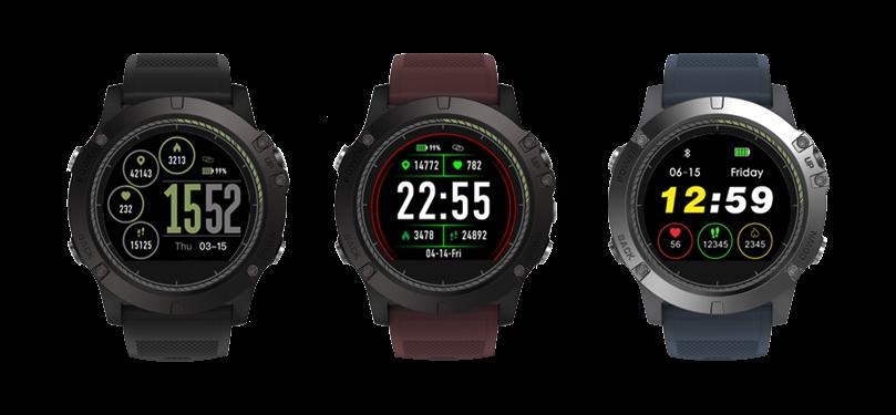 Smartwatch miliare