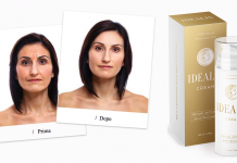 idealis cream anti age