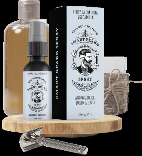 smart beard spray